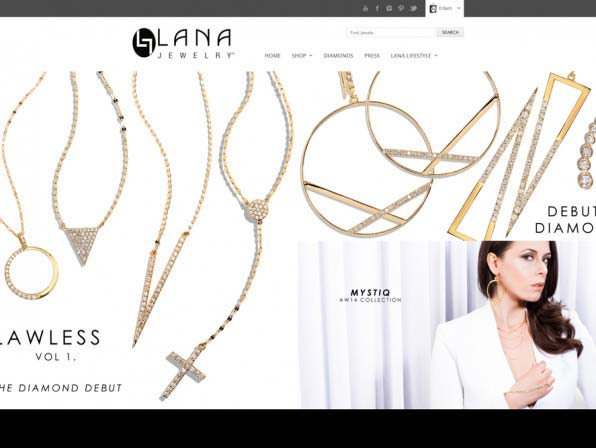 Lana Jewelry - iprogrammer.com