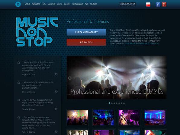Music Nonstop - iprogrammer.com